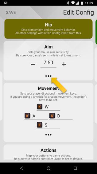 XIM APEX Optimizing your Aim